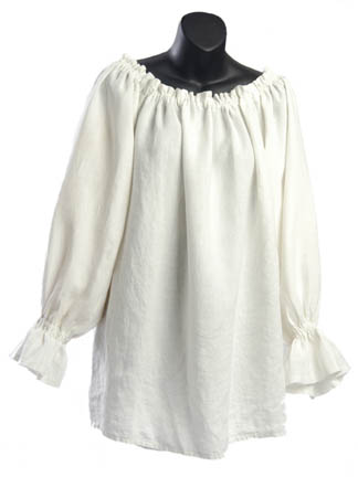 Ladies Linen Blouse 8